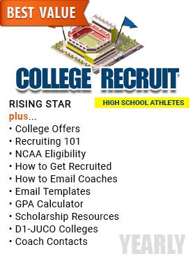 Bleechr College Recruit Athlete