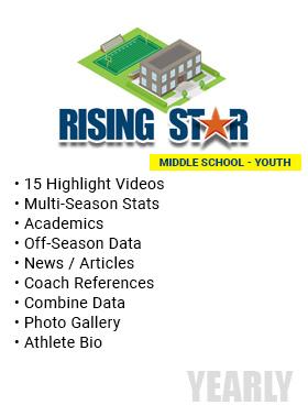 Bleechr Rising Star Athlete